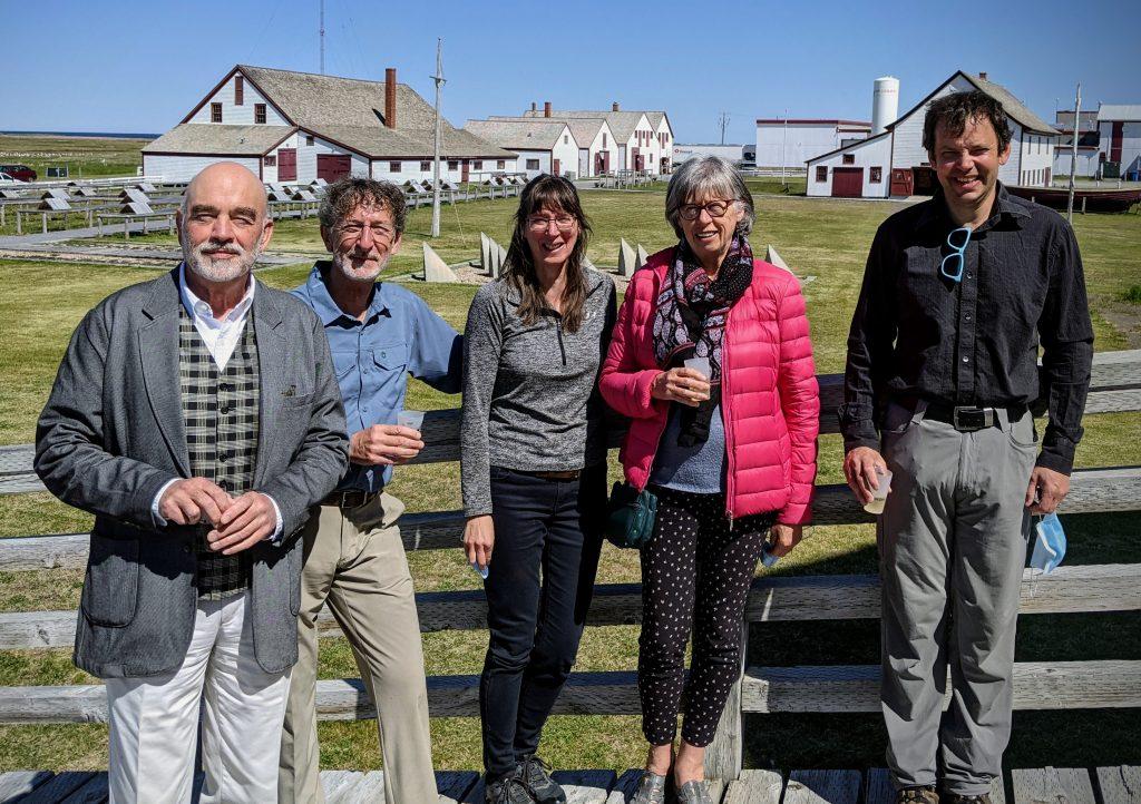 Lancement du Fonds Site historique national de Paspébiac