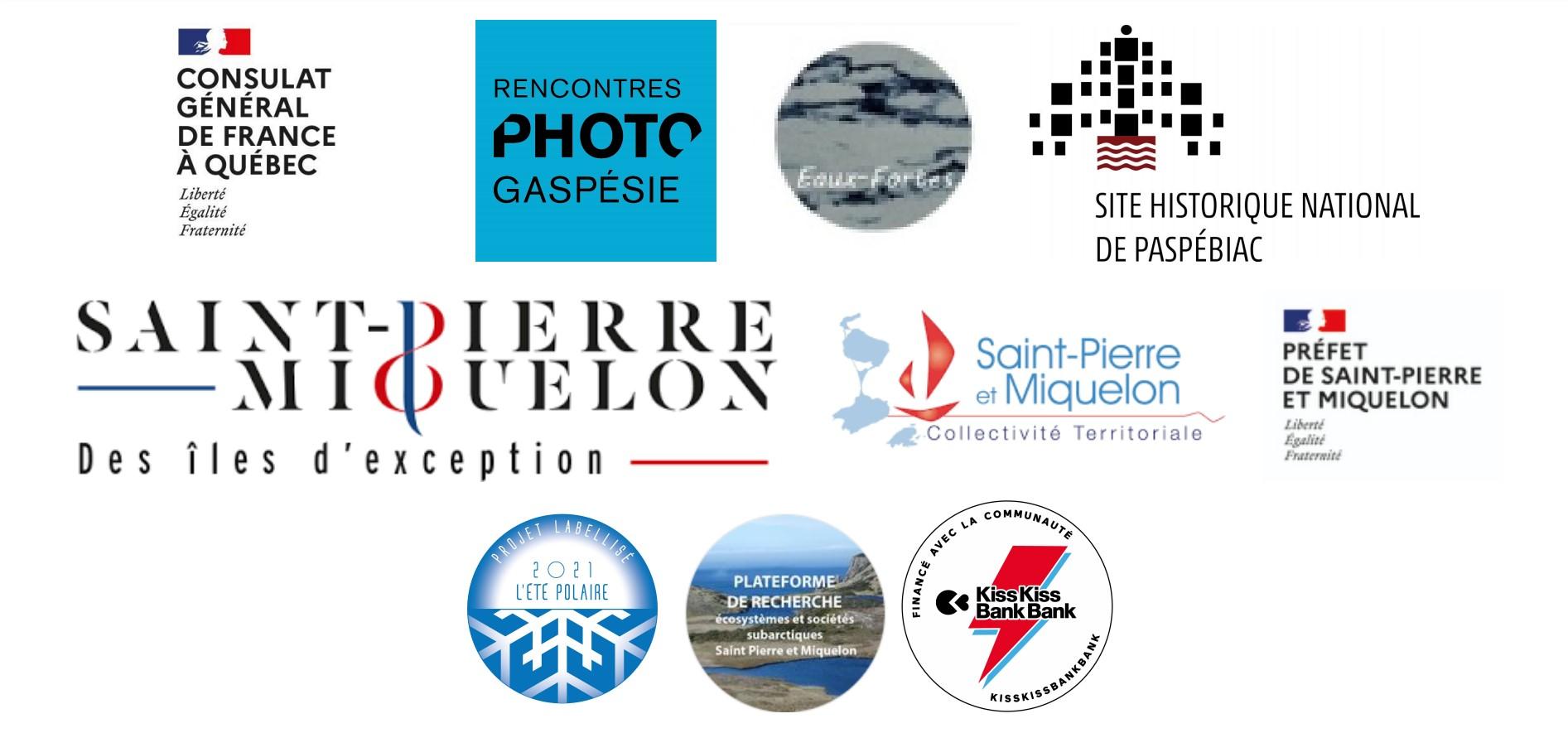 Exposition Terre-neuvas, de St-Pierre-et-Miquelon à Paspébiac 1