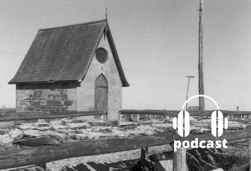 Paspébiac, un patrimoine d'envergure nationale! Chronique #2 La Poudrière 1